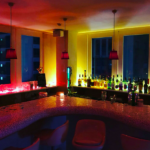 "Views and Liquar! Popular Bar where you can listen to latest tunes in tropical atmonphere ""PACHANGA"""