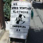 本場アメリカのVINTAGE STYLE(ヴィンテージ スタイル)を提案!古着屋の「USED &VINTAGE IMPERIAL(インペリアル)」【百万遍】
