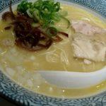 京都で濃厚鶏白湯そばを味わう「めんや 美鶴」【四条烏丸】