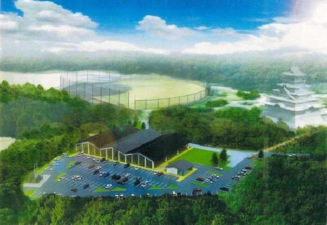 伏見桃山城キャッスルランド駐車場跡地にミズノフットサルコートが2019年4月にオープン予定!