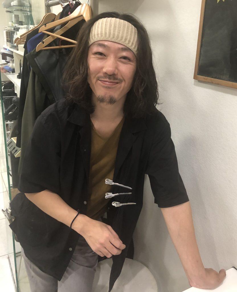 フィールのマネージャーの森井健太
