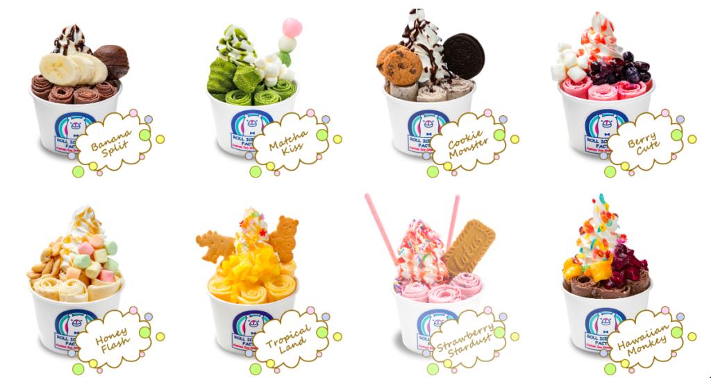 京都初!インスタ映え間違いなしのスイーツ「ロールアイスクリーム専門店ROLLY´S」寺町にオープン!