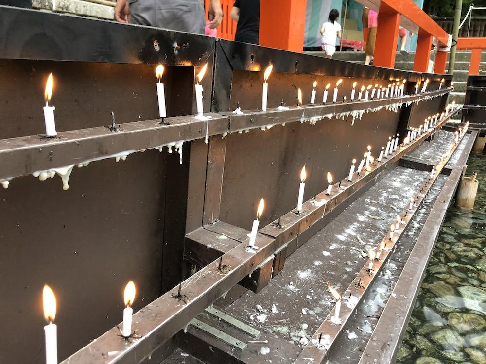 【2020年】京都下鴨神社の御手洗祭り(みたらし祭り)| 屋台と日程や時間まとめ