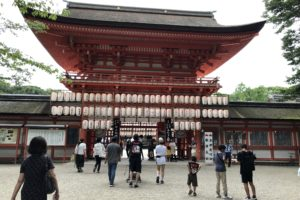 【2019年】京都下鴨神社の御手洗祭り(みたらし祭り)| 屋台と日程や時間まとめ