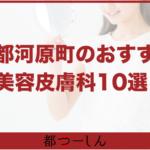 【保存版】京都河原町のおすすめ美容皮膚科10選!価格と特徴まとめ