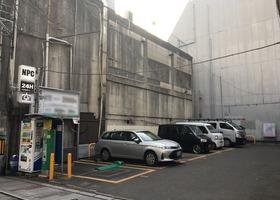 京都BALからアクセスが良いおすすめ駐車場 NPC24H木屋町第3パーキング