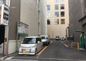 京都BALからアクセスが良いおすすめ駐車場 NPC24H木屋町第5パーキング