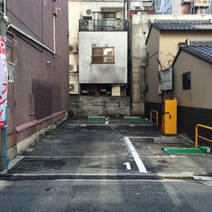 京都BALからアクセスが良いおすすめ駐車場 あねかわ2パーキング