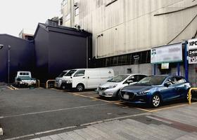 京都BALからアクセスが良いおすすめ駐車場 NPC24H木屋町パーキング