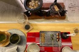 伏見稲荷エリアにOPEN 囲炉裏茶屋ななころびやおきに行ってきました【みやつーアンバサダー】