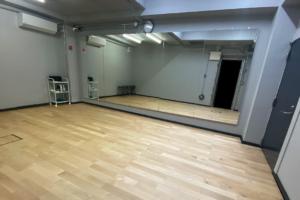 京都河原町レンタルスタジオ「ダンサーズ」