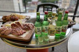 【京都ビアガーデン】開放感が凄い!韓国ドラム缶焼肉×ビアガーデンin 京都八坂に行ってみた!
