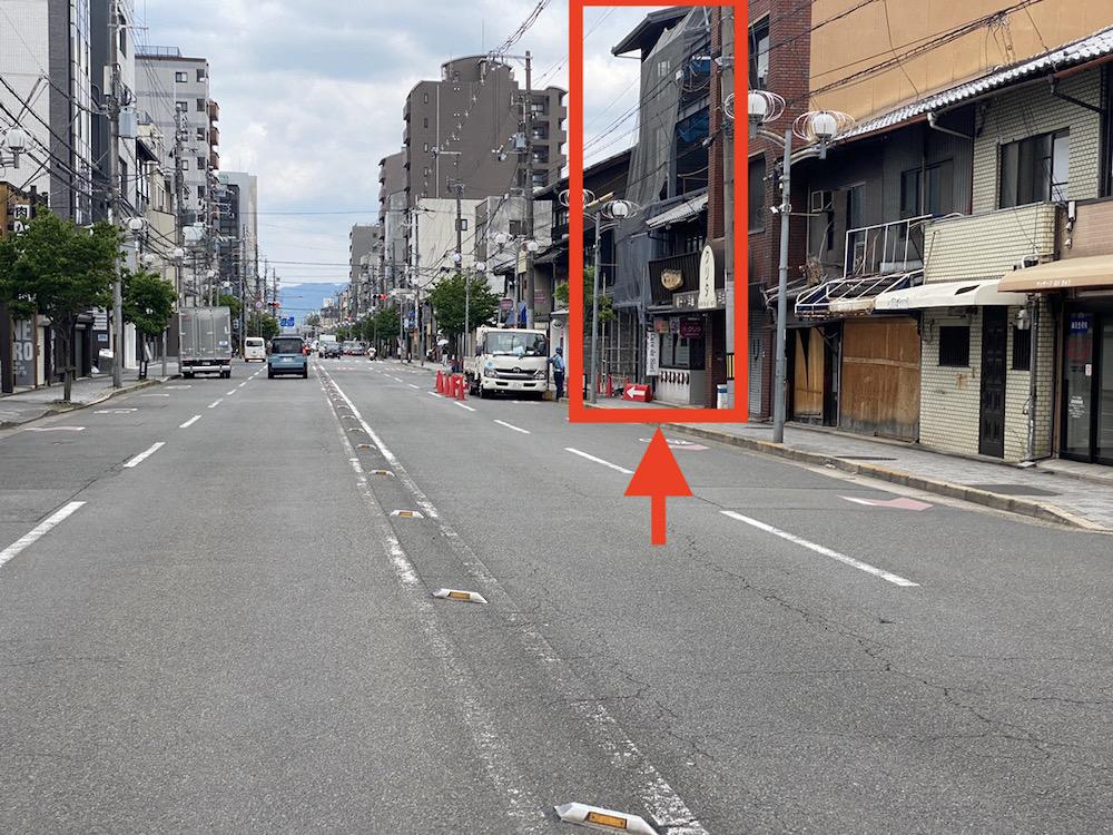 京都駅前新築テナント!七条通りに面する 一棟貸しやフロア毎の契約も可能