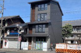 【徒歩5分】京都駅前新築テナント!七条通りに面する 一棟貸しやフロア毎の契約も可能【みやつー不動産】
