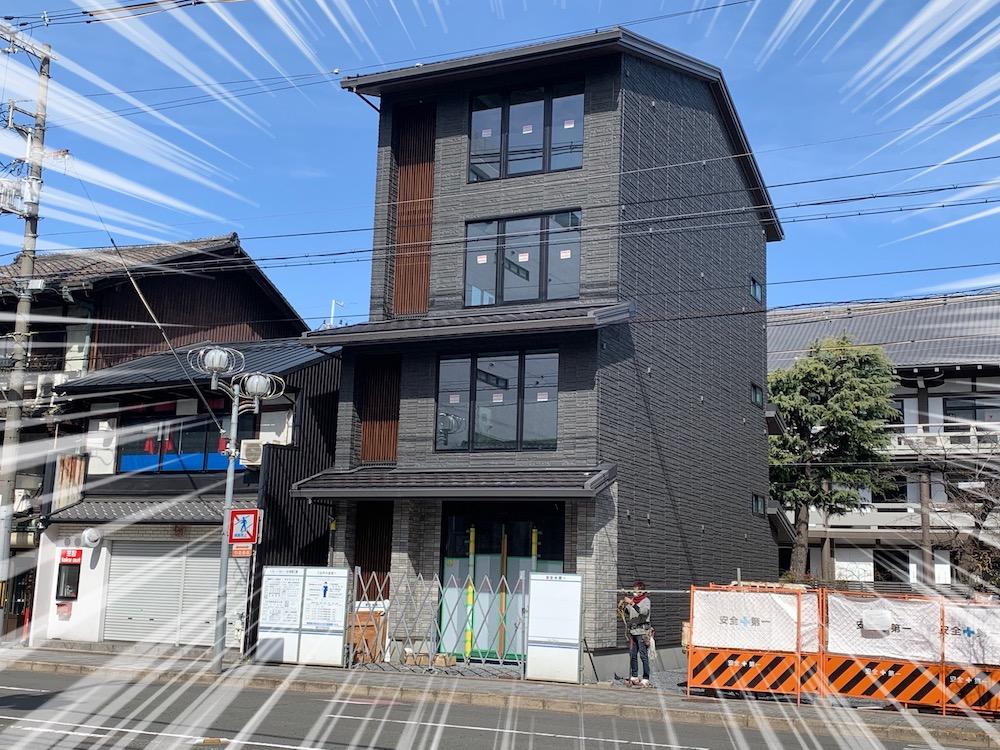 【徒歩5分】京都駅前新築テナント!七条通りに面する|一棟貸しやフロア毎の契約も可能【みやつー不動産】